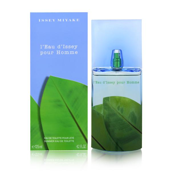 L'eau d'Issey Pour Homme Summer 2012 by Issey Miyake 4.2 oz EDT