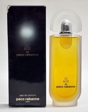 La Nuit by Paco Rabanne 1.7 oz EDP splash for women