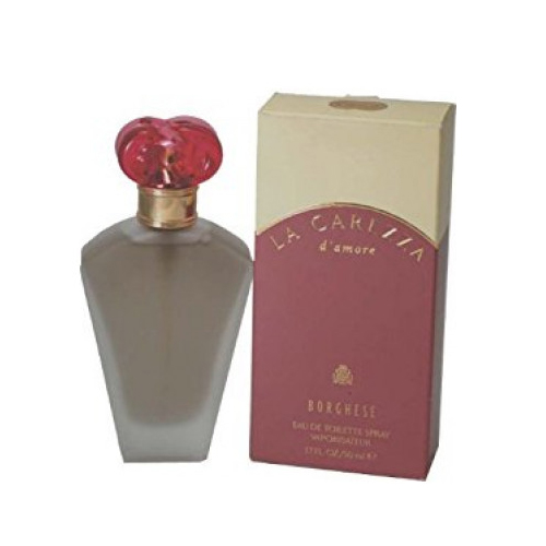 La Carezza d'Amore by Borghese 1.7 oz EDT for women