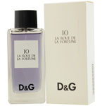 La Roue De La Fortune 10 by D & G 3.4 oz EDT for Men & Women