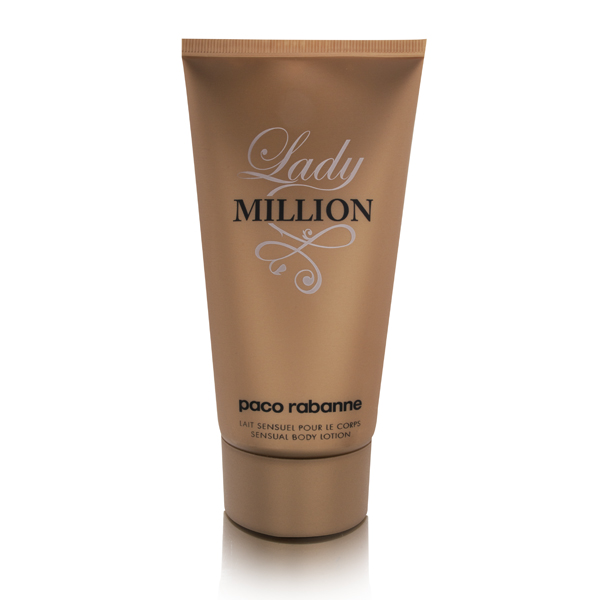 Lady Million by Paco Rabanne 5.1 oz Sensual Body Lotion