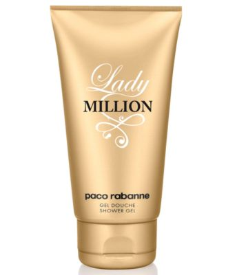 Lady Million by Paco Rabanne 5.1 oz shower gel