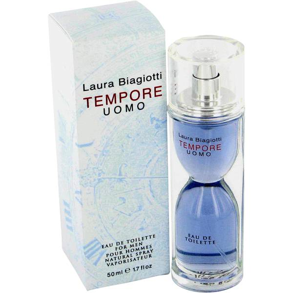 Tempore Uomo by Laura Biagiotti 3.4 oz EDT for men