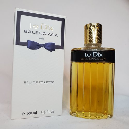Le Dix by Balenciaga 3.3 oz EDT splash for women