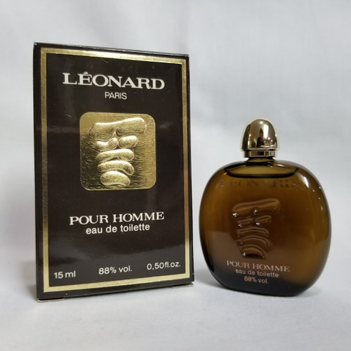 Leonard Pour Homme 0.5 oz EDT splash for men