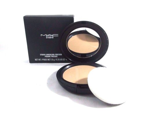 MAC Studio Careblend Pressed Powder Light Plus, 10 g / 0.35 oz