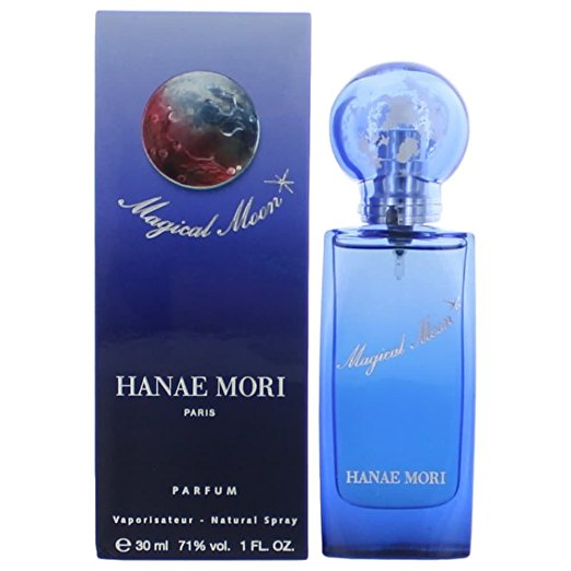 Magical Moon by Hanae Mori 1 oz Pure Parfum for Women
