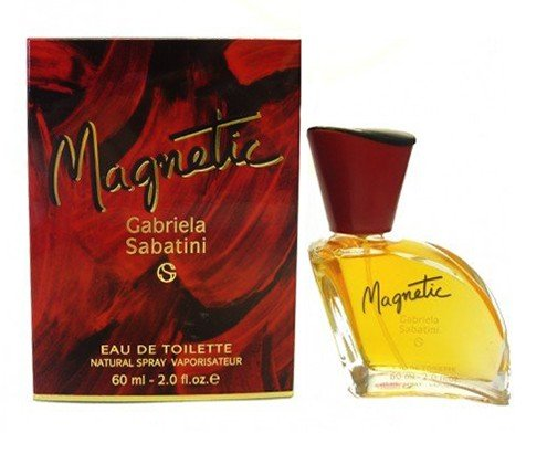 Magnetic by Gabriela Sabatini 2 oz EDT for women