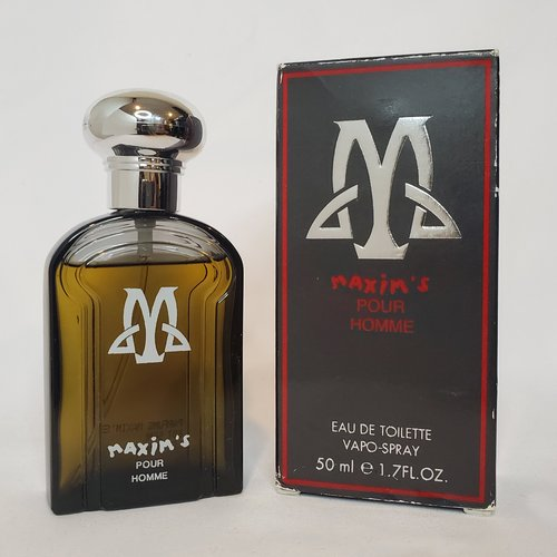 Maxim's Pour Homme by Maxim's de Paris 1.7 oz EDT for men