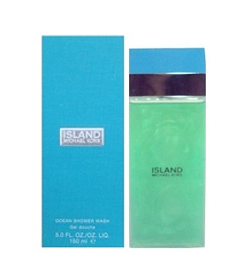 Michael Kors Island 5 oz ocean shower wash