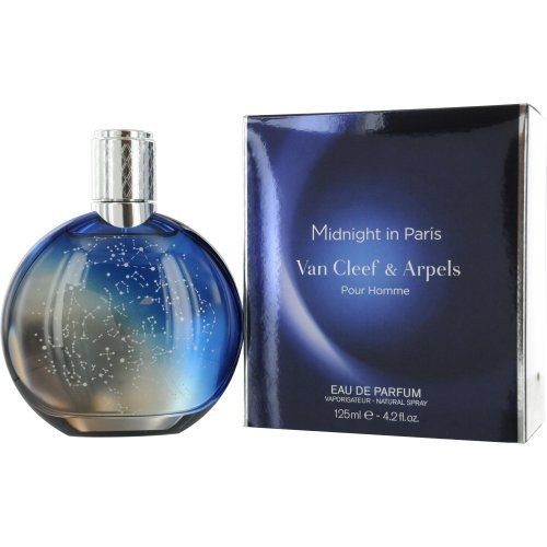 Midnight in Paris by Van Cleef & Arpels 4.2 oz EDT 90% full