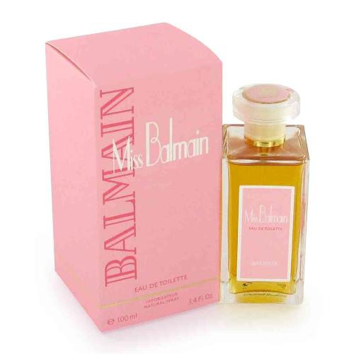 Miss Balmain by Pierre Balmain 3.4 oz EDT for Women