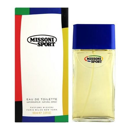 Missoni Sport 3.3 oz EDT for men