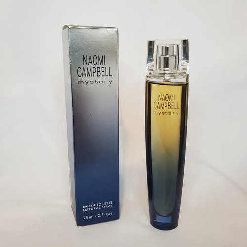 Mystery by Naomi Campbell 2.5 oz EDT for women