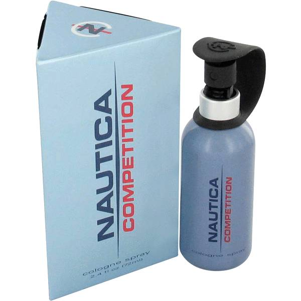 Nautica Competition 2.4 oz Cologne spray Unbox for men