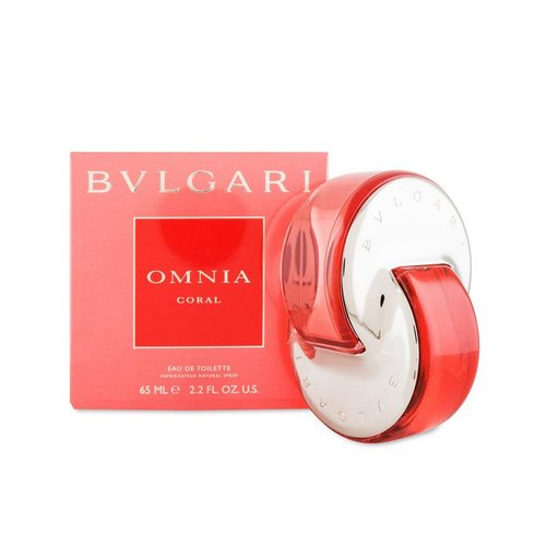 Omnia Coral by Bvlgari 2.2 oz EDT for women
