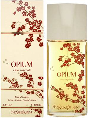 Opium Fleur Imperiale D'orient by Yves Saint Laurent 3.4 oz EDT