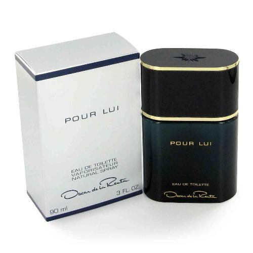 Oscar Pour Lui by Oscar De La Renta 3 oz EDT for Men
