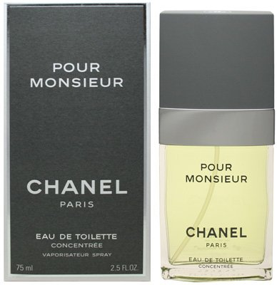 Pour Monsieur Concentree by Chanel 1.7 oz EDT UNBOX for men