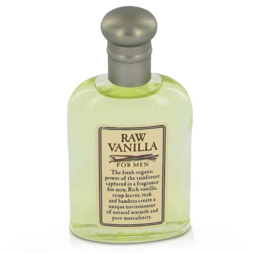 Raw Vanilla by Coty 1.7 oz After Shave Unbox for men