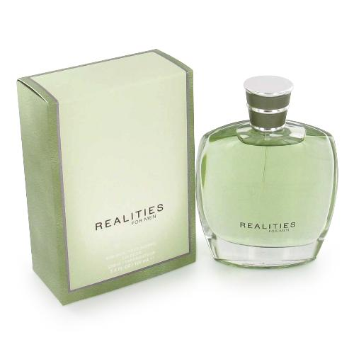 Realities by Liz Claiborne 1.7 oz Cologne for men