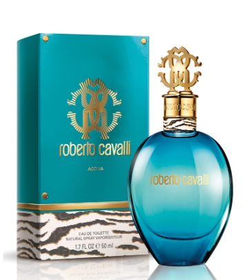 Roberto Cavalli Acqua 2.5 oz EDT for women