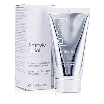 Rodial 5 Minute Facial Clay Mask, 1.7 oz