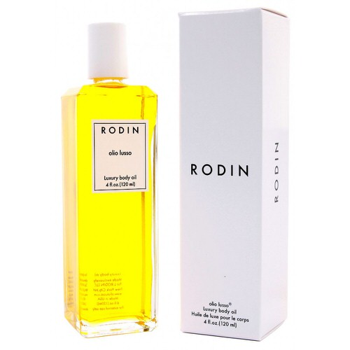 Rodin Olio Lusso Luxury Body Oil, 4 oz / 120ml