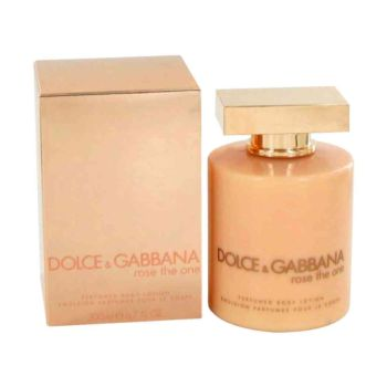 Rose The One by Dolce & Gabbana 6.7 oz Body Lotion