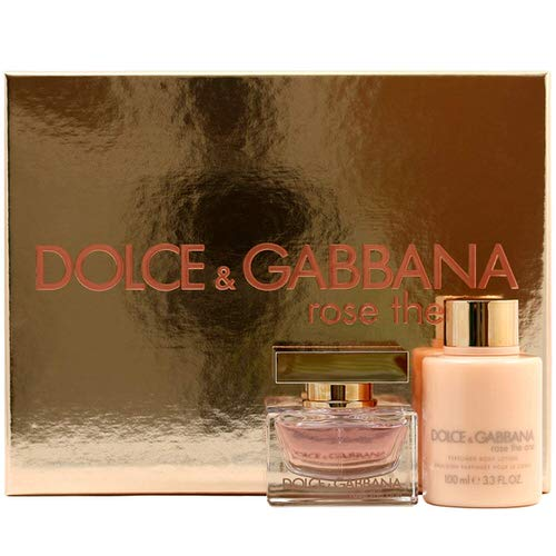 Dolce & Gabbana Rose The One 1.6 oz gift set