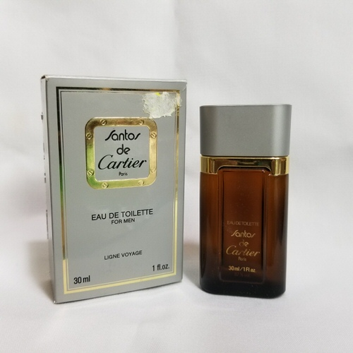 Santos De Cartier Ligne Voyage 1 oz EDT splash for men