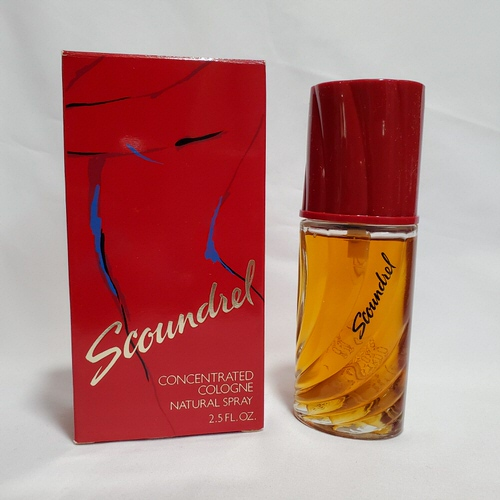 Scoundrel by Revlon 2.5 oz cologne for women