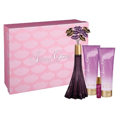 Selena Gomez 4 Pc Gift Set for women