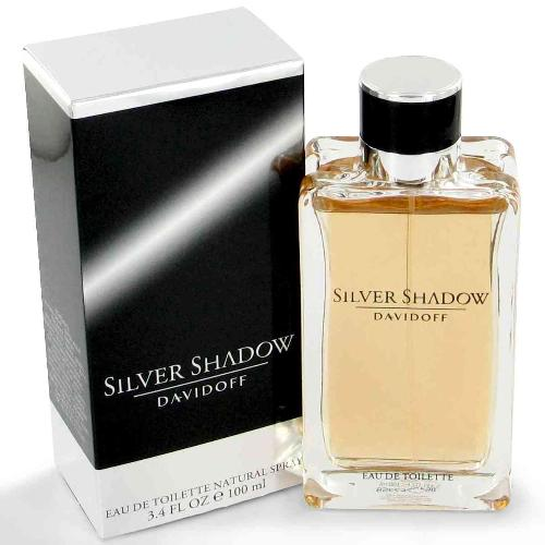 Silver Shadow by Davidoff 3.4 oz EDT for Men