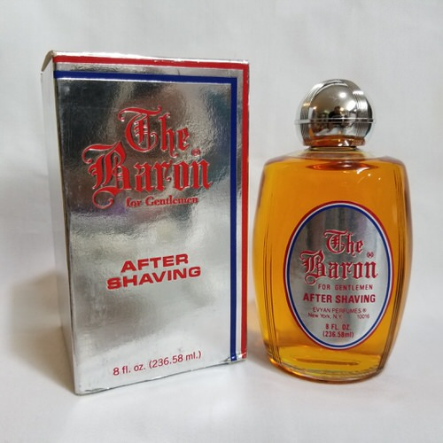 The Baron by LTL 8 oz After shave lotion