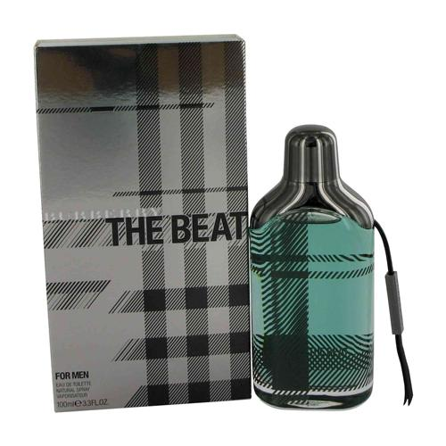 The Beat by Burberry 3.4 oz EDT Tester for men