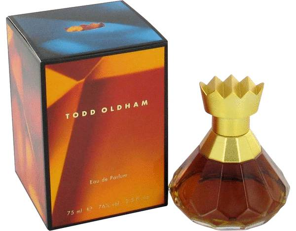Todd Oldham 2.5 oz EDP splash for women