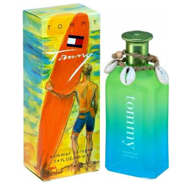 Tommy Summer 2005 by Tommy Hilfiger 3.4 oz Cologne for men