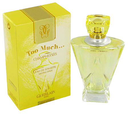 Too Much Champs Elysees by Guerlain 1.7 oz EDT for women