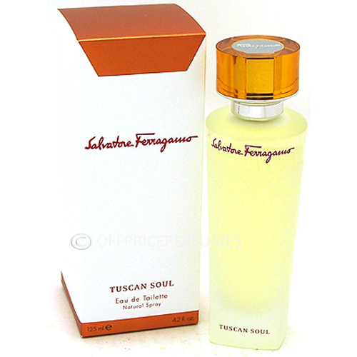Tuscan Soul by Salvatore Ferragamo 4.2 oz EDT unisex