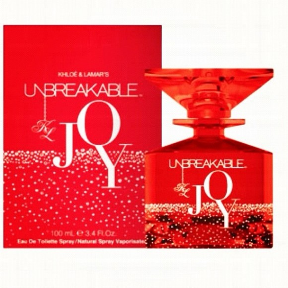 Unbreakable Joy by Khloe and Lamar 3.4 oz EDT for men and women