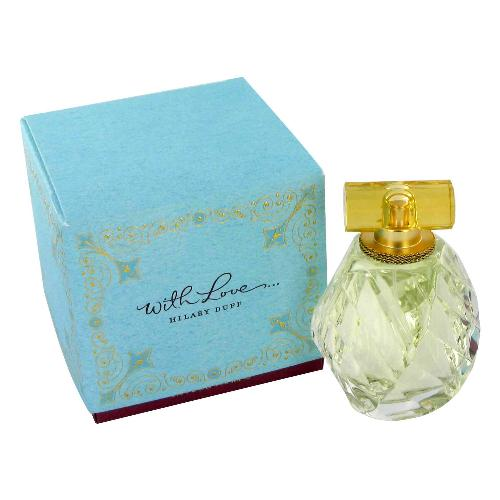With Love by Hilary Duff 1 oz EDP for women
