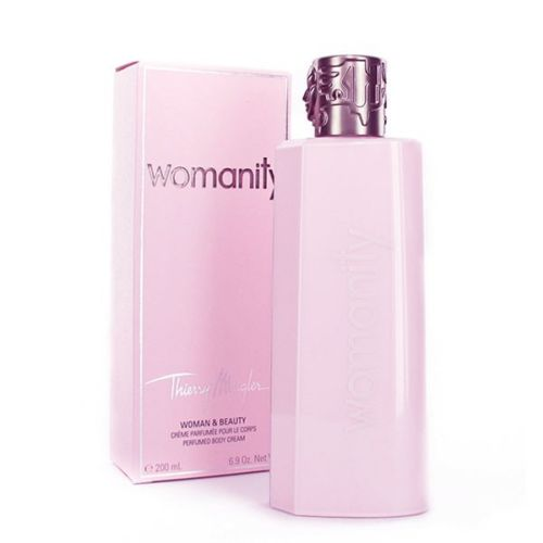 Womanity by Thierry Mugler 6.9 oz Body Cream