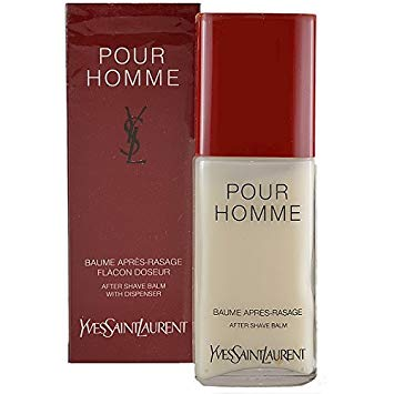 Ysl Pour Homme by Yves Saint Laurent 2.5 oz After Shave Balm
