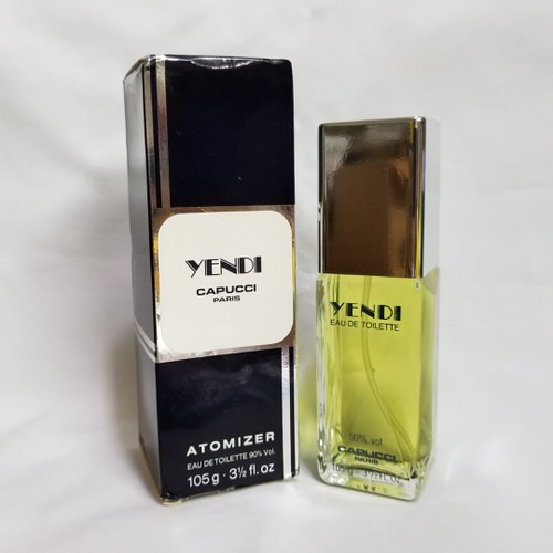 Yendi by Capucci 3.5 oz EDT for women