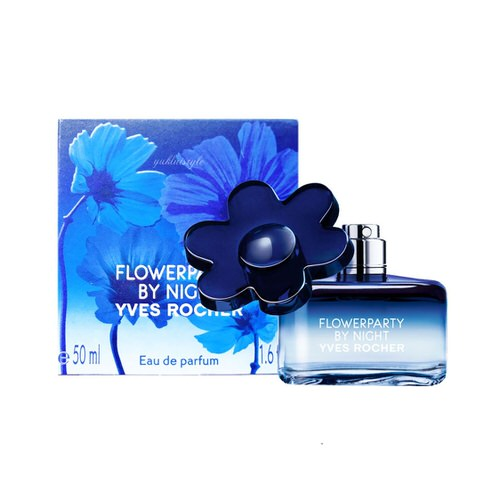 Yves Rocher FlowerParty by Night 1.6 oz EDP for women