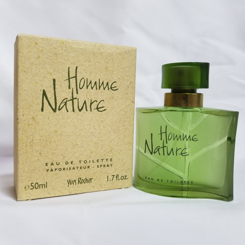 Homme Nature by Yves Rocher 1.7 oz EDT for men