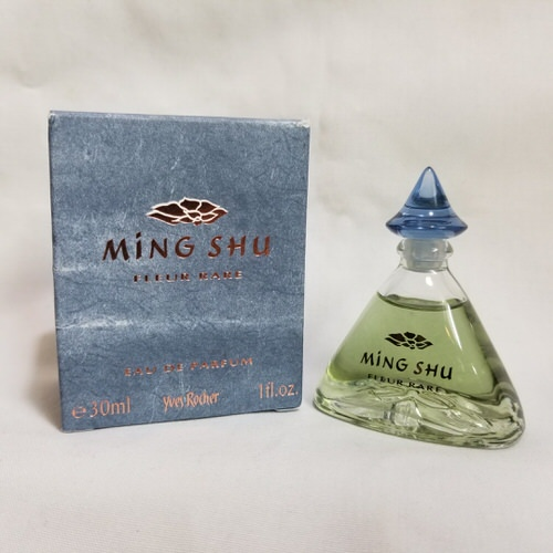 Yves Rocher Ming Shu Fleur Rare 1 oz EDP splash for women