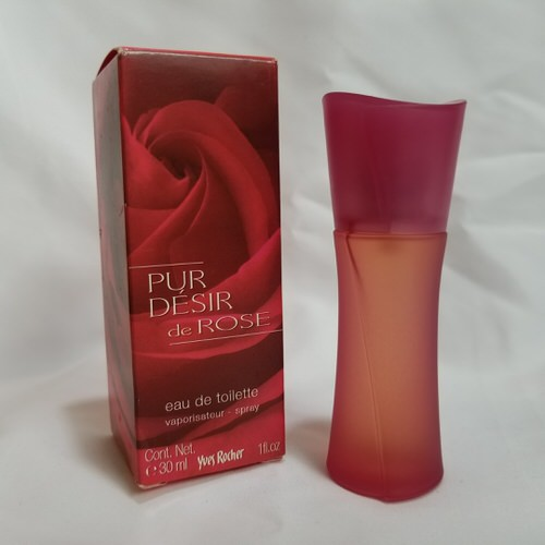 Yves Rocher Pur Desir de Rose 1 oz EDT for women