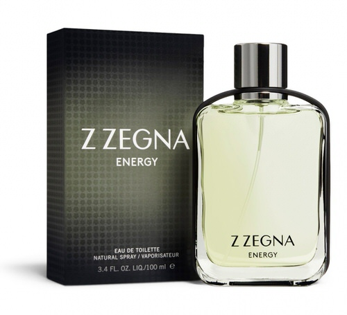 Z Zegna Energy by Ermenegildo Zegna 3.4 oz EDT for men